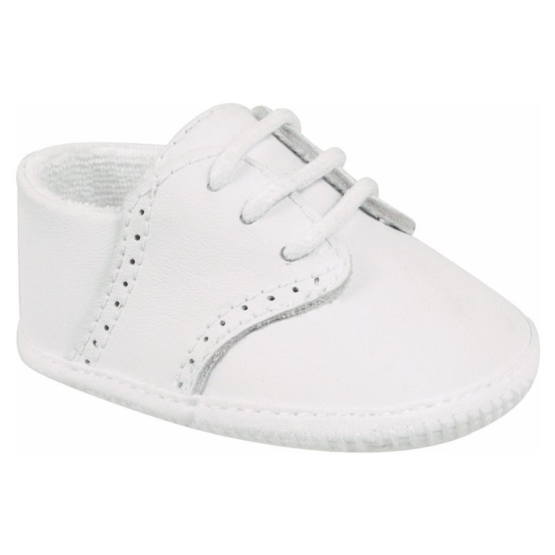 BABY DEER 2020 - LINDEN WHT LEA SADDLE OXFORD