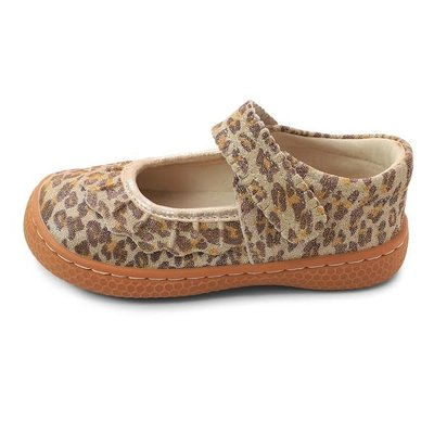 LIVIE AND LUCA RUCHE / LEOPARD SHIMMER