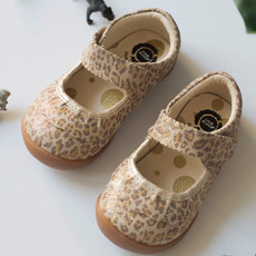 LIVIE AND LUCA RUCHE / LEOPARD SHIMMER - YOUTH