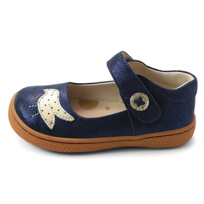 LIVIE AND LUCA PIO PIO II / NAVY SHIMMER YOUTH