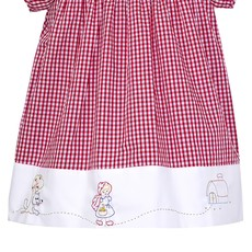 REMEMBER NGUYEN LITTLE RED RIDING HOOD DRESS