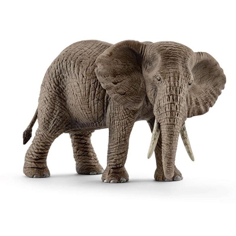 SCHLEICH AFRICAN ELEPHANT, FEMALE