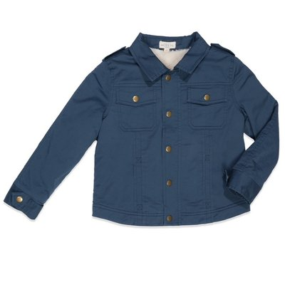 EGG NEW YORK BLUE ORION JACKET