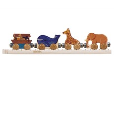 MAPLE LANDMARK NT NOAH'S ARK 4 CAR SET