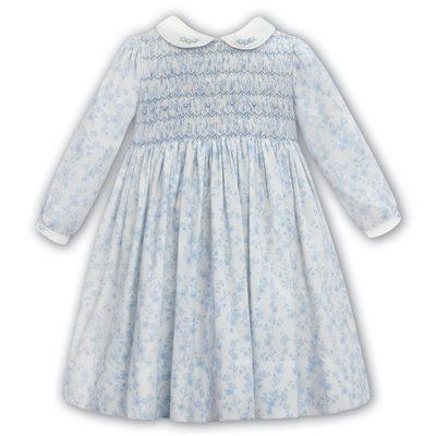 SARAH LOUISE 012077- A/S DRESS