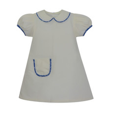 LULLABY SET 1956 VINTAGE POCKET DRESS- GATHER TOGETHER