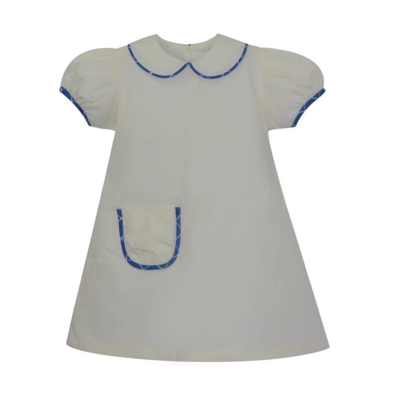 LULLABY SET 1956 VINTAGE POCKET DRESS- GATHER TOGETHER