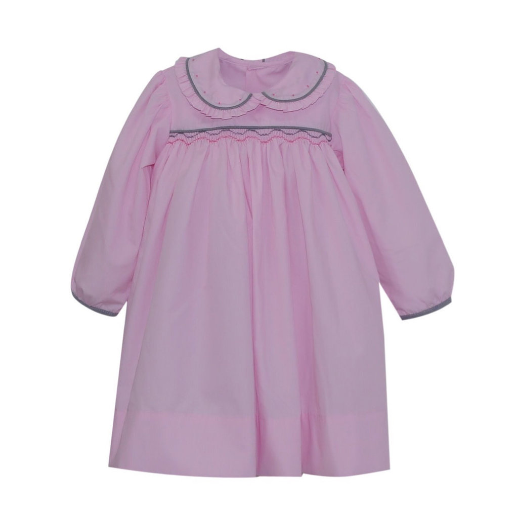 LULLABY SET MEMORY MAKING DRESS- AMAZING GRACE