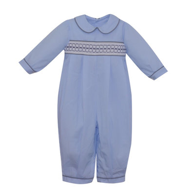 LULLABY SET ROVER ROMPER- AMAZING GRACE