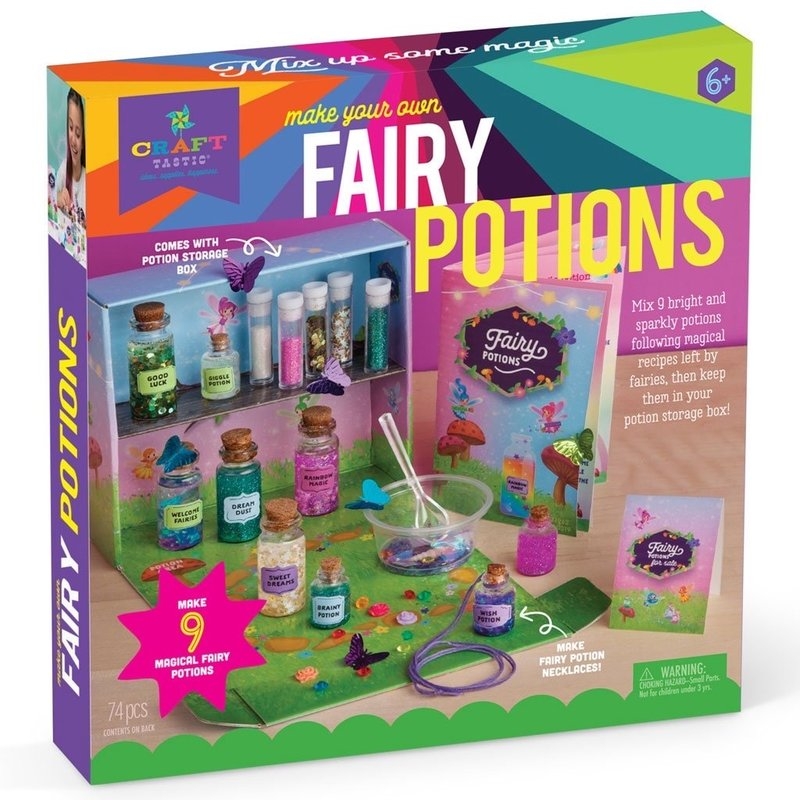 ANN WILLIAMS GROUP FAIRY POTION KIT
