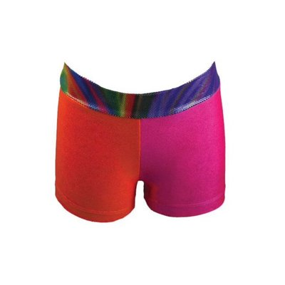 RAINBOW SWIRL SHORT