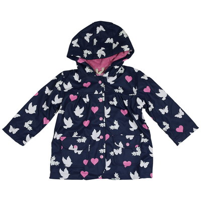 KORANGO COLOR CHANGING RAINCOAT- BIRDS AND BUTTERFLIES