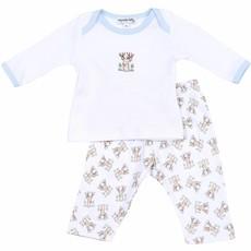MAGNOLIA BABY VINTAGE BUCK PRINTED 2PC PANT SET