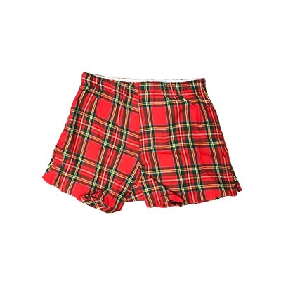 J.BAILEY BOXER- TARTAN PLAID