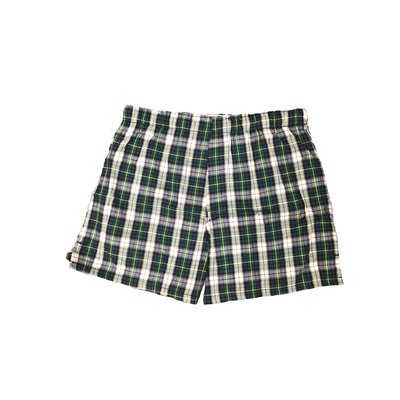 J.BAILEY BOXER- MALLARD PLAID