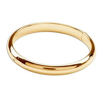 CHERISHED MOMENTS 14K GOLD-PLATED BRACELET