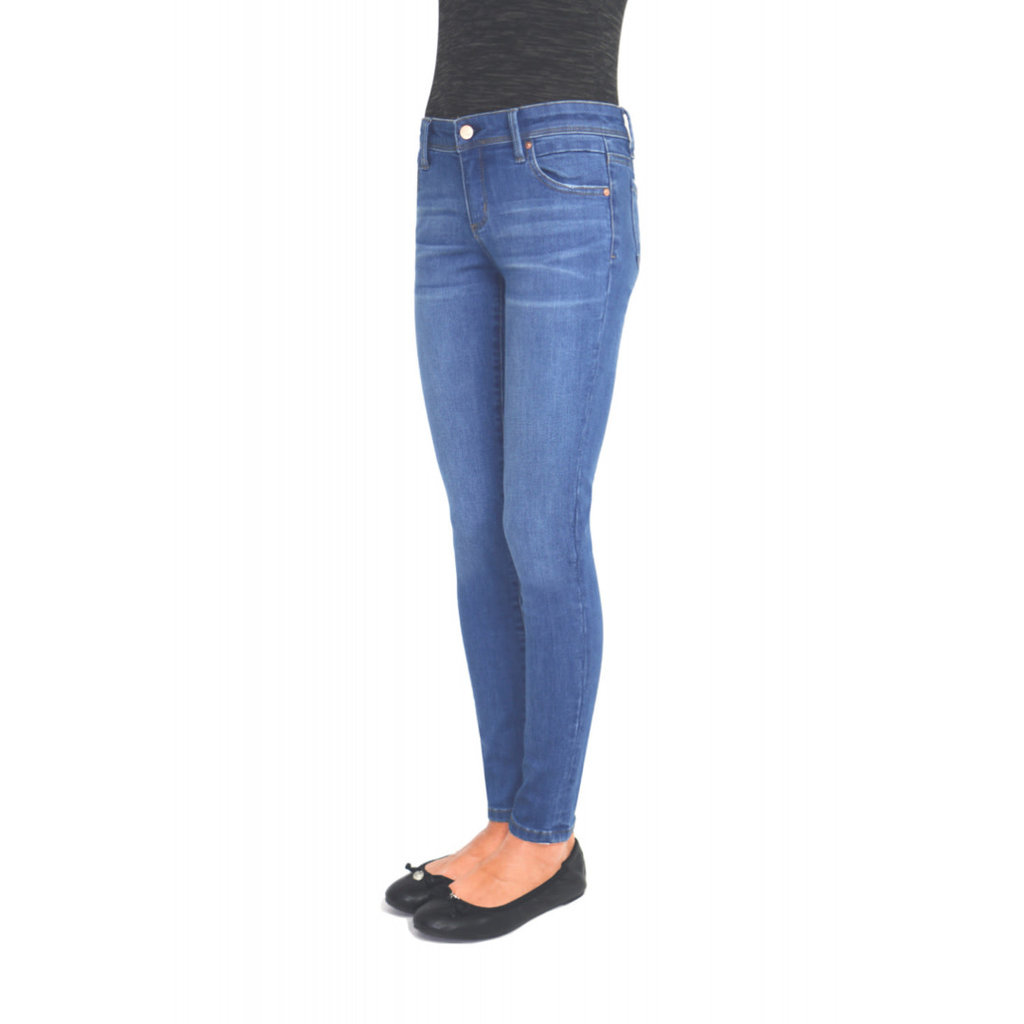TRACTOR JEANS GIRLS MEDIUM WASH SKINNY JEANS