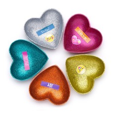ANN WILLIAMS GROUP CRAFT-TASTIC HEART BOWLS