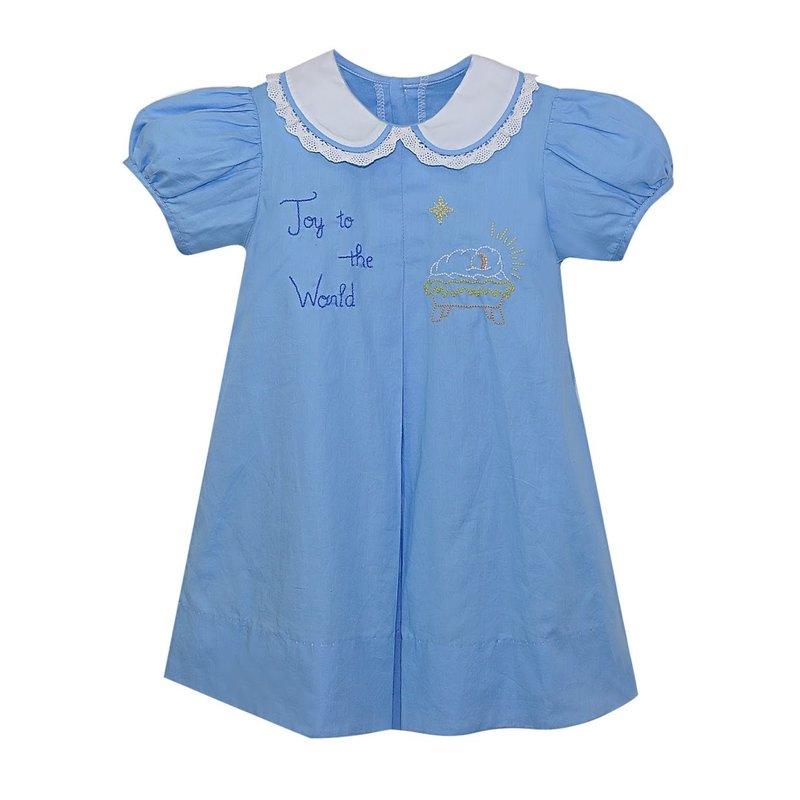 REMEMBER NGUYEN BLUE MANGER DRESS