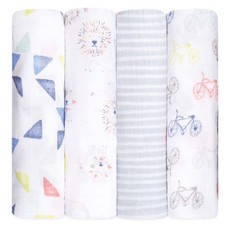 LEADER OF THE PACK- 4PK SWADDLE