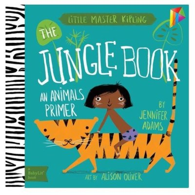 GIBBS SMITH PUBLISHER JUNGLE BOOK