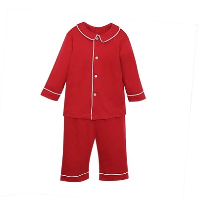 REMEMBER NGUYEN RED BOY LOUNGEWEAR