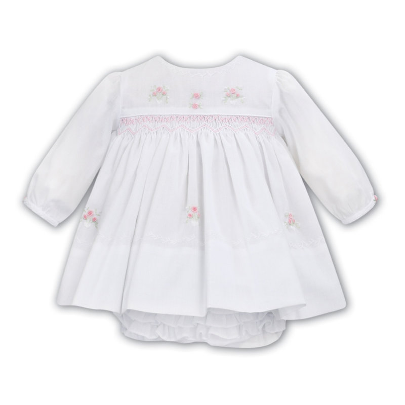 SARAH LOUISE 012027- DRESS AND PANTY- W/P