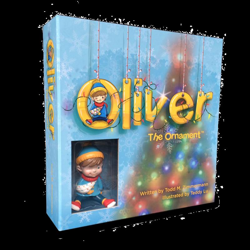 OLIVER THE ORNAMENT- REGULAR EDITION