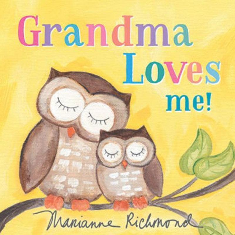 SOURCEBOOKS MY GRANDMA LOVES ME