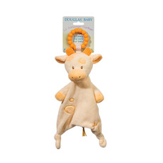 DOUGLAS GIRAFFE LIL SSHLUMPIE TEETHER
