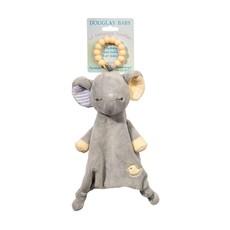 DOUGLAS ELEPHANT LIL SSHLUMPIE TEETHER