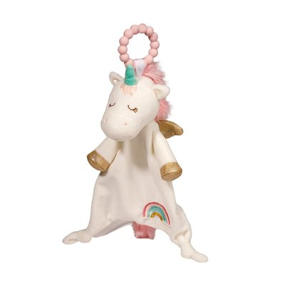 DOUGLAS UNICORN LIL' SSHLUMPIE TEETHER