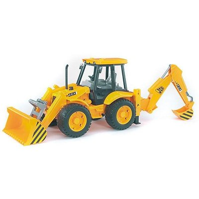 BRUDER JCB BACKHOE LOADER