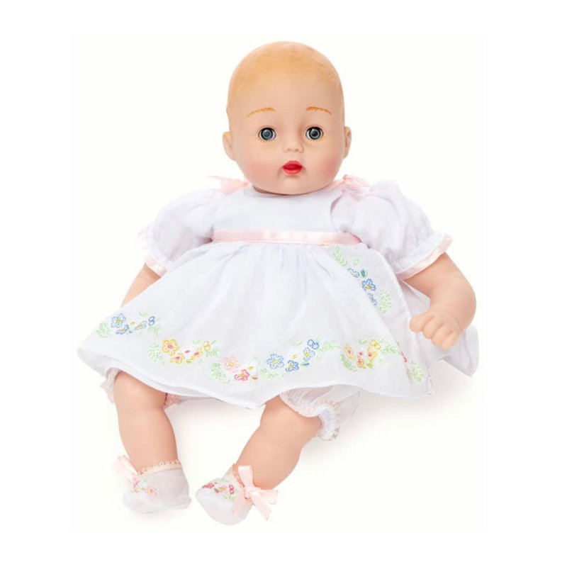 MADAME ALEXANDER PRETTY PINAFORE HUGGUMS 12""
