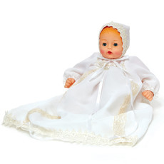 MADAME ALEXANDER CHRISTENING CELEBRATION HUGGUMS 12""