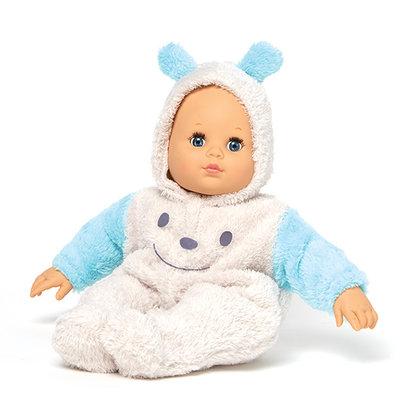 "MADAME ALEXANDER 14"" BABBLE BABY BEAR"