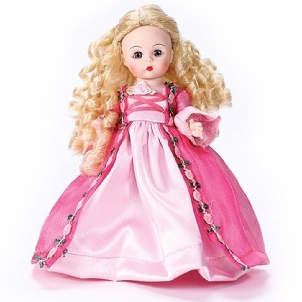 MADAME ALEXANDER FAIRY TALE SLEEPING BEAUTY 8""