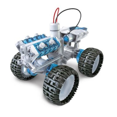 ELENCO SALT CRUSHER - SALT WATER POWERED MONSTER TRUCK