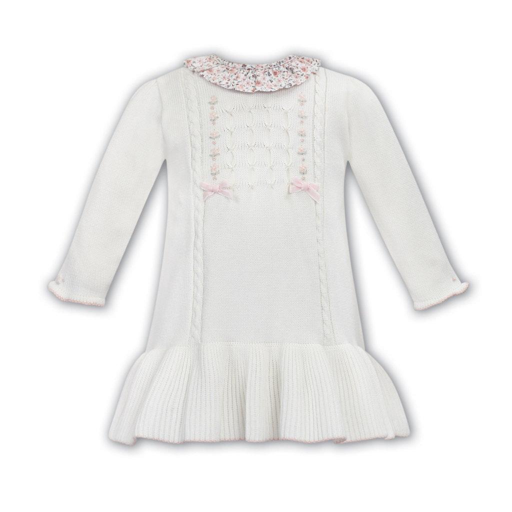 SARAH LOUISE 012089- A/S DRESS