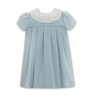 SARAH LOUISE 012151- MINT VELVET DRESS
