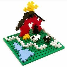 PLUS-PLUS BASEPLATE BUILDER- FARM
