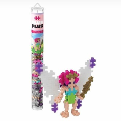 PLUS-PLUS TUBE 70 PC- FAIRY