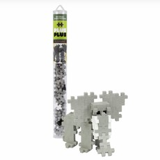 PLUS-PLUS TUBE 70 PC- ELEPHANT