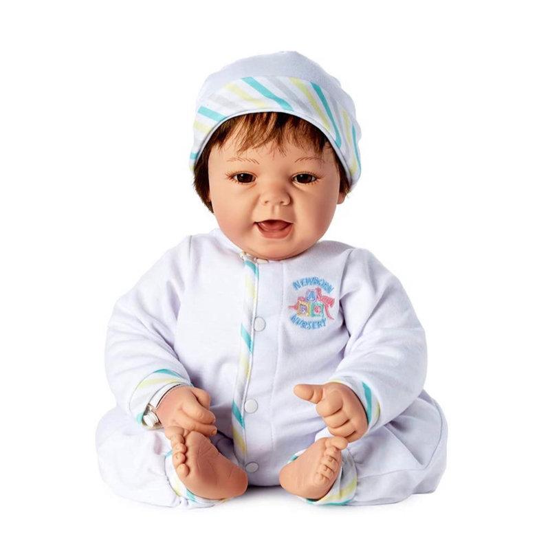 MADAME ALEXANDER SWEET BABY LST BROWN EYES- BROWN HAIR