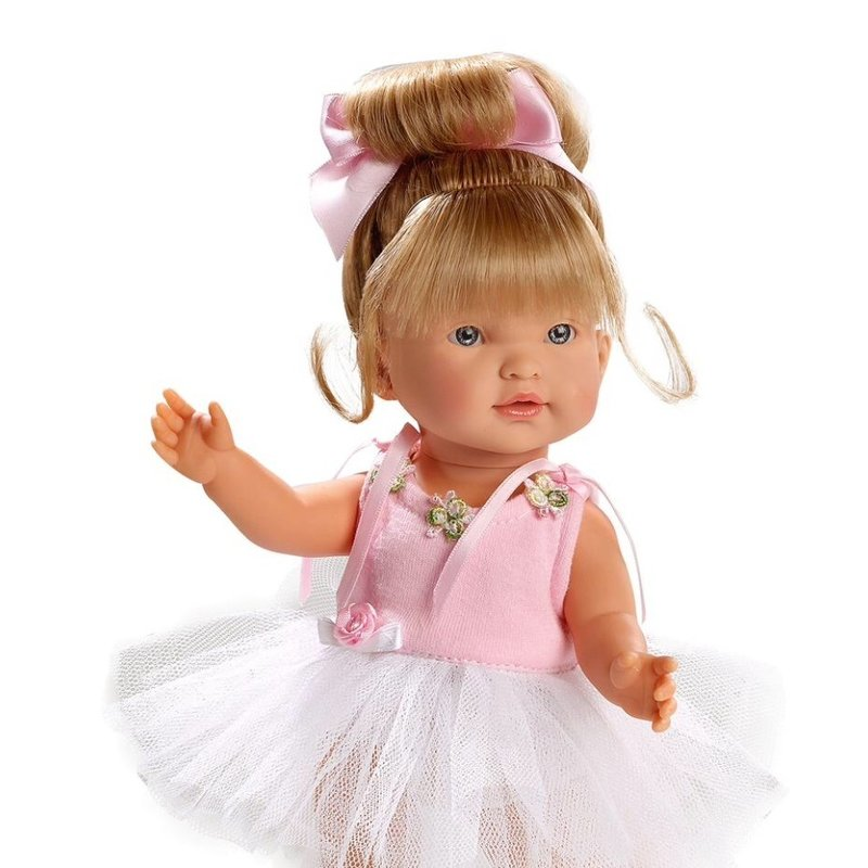 "LLORENS DOLLS VALERIA 11"" BALLET FASHION DOLL"