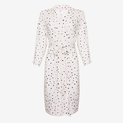 POSH PEANUT JAMIE POLKA DOT - MOMMY ROBE