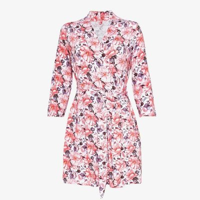 POSH PEANUT VIVI FRENCH FLORAL - MOMMY ROBE
