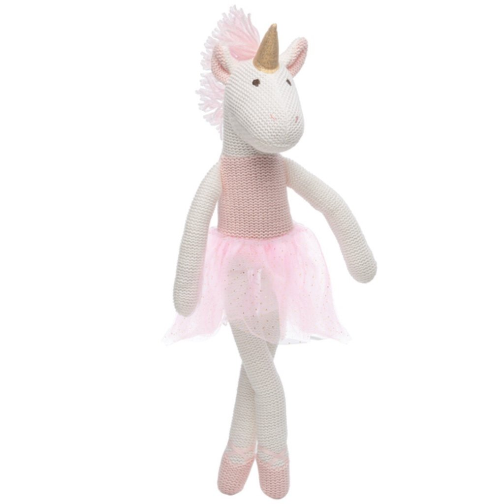 "Ganz 15"" CUDDLES & COTTON UNICORN"