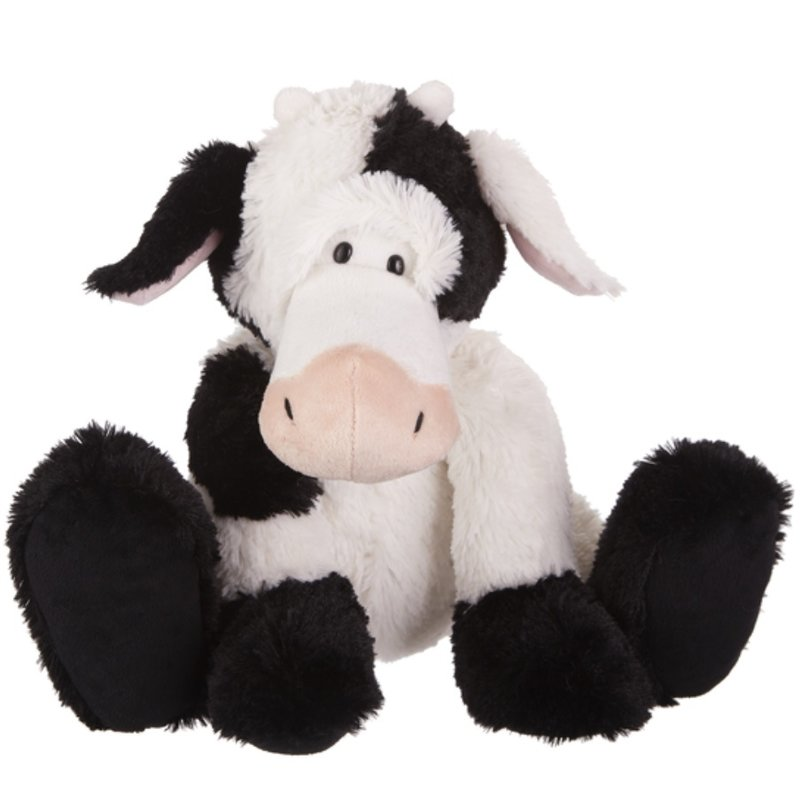 """Ganz 18"""" SCHNOZZLES COW"""