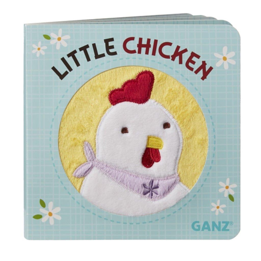 Ganz 6X6 LITTLE CHICKEN BOARD BOOK